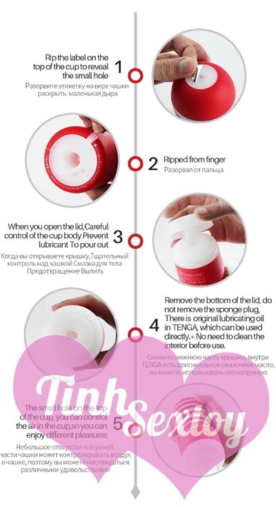 Cách sử dụng cốc âm đạo đúng cách