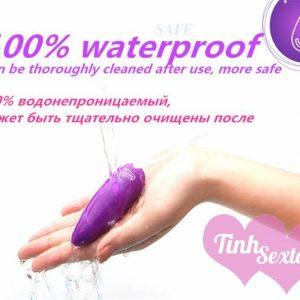 Có khả năng chống thấm nước