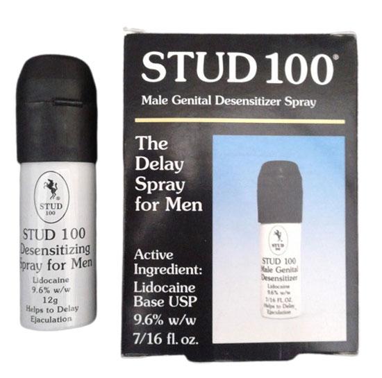 Stud 100 trị xuất tinh sớm