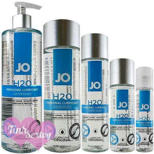 Gel System Jo H2O Warming